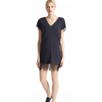 French Connection Swift Drape Tunic Dress
