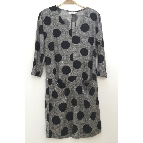 Masai Clothing Gizina Tunic Spot