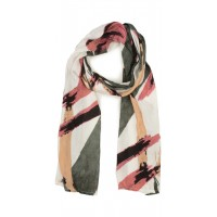 Masai Clothing Abstract Scarf