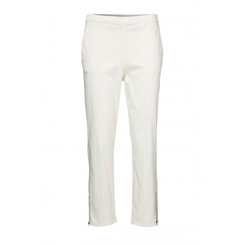 Masai Clothing Padme Capri Trousers Cream