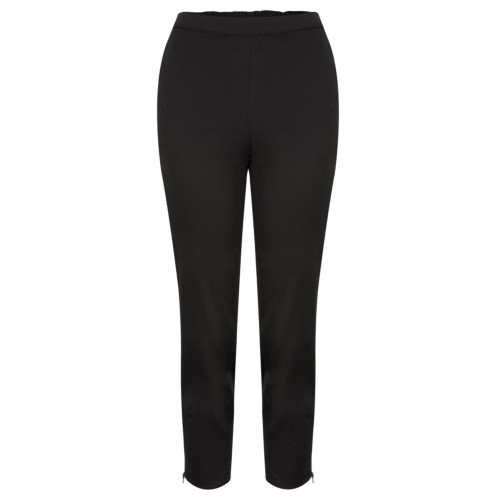 Masai Clothing Padme Capri Trousers Black