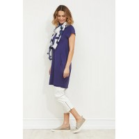 Masai Clothing Galina Tunic Midnight