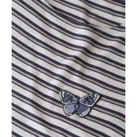 Olsen Butterfly Motif Top
