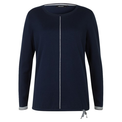 Olsen Pacific Dark Pullover
