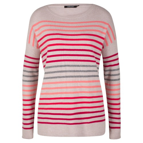 Olsen Striped Jumper