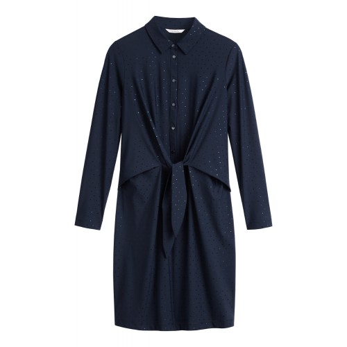 Sandwich Clothing Navy Shirt Dress