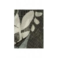 Sandwich Clothing Leaf Print Scarf