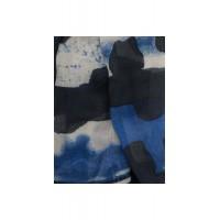 Sandwich Clothing Scarf Dark Sapphire | Marine Blue