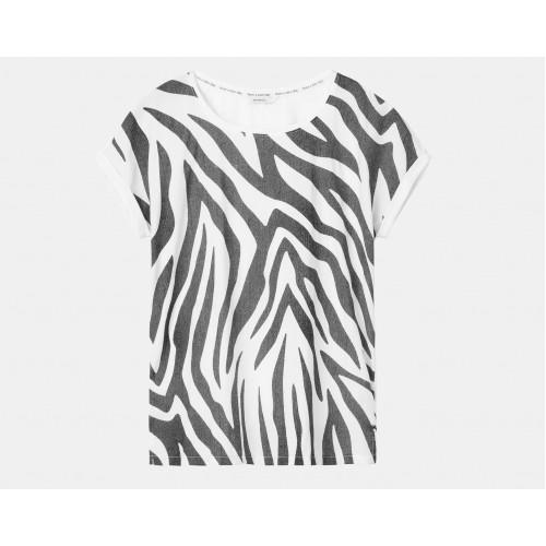 Sandwich Clothing Zebra Top