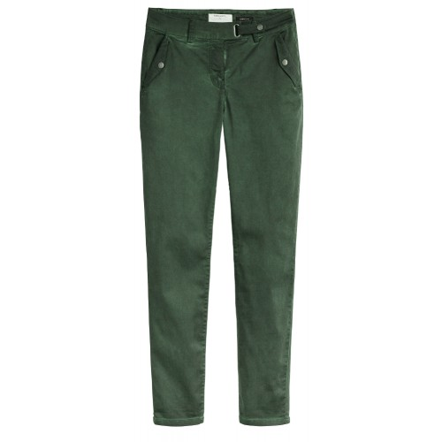 Sandwich Clothing Deep Soil Green Trouser