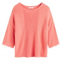 Sandwich Clothing Spiced Coral Jumper