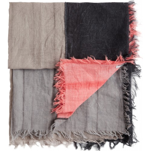 Sandwich Clothing Spiced Coral Scarf