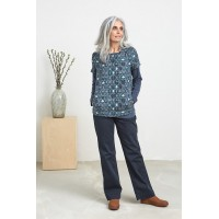 Seasalt Clothing Claytrails Top Herring