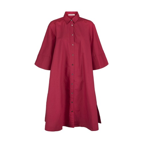 Two Danes Edina Dress Red Rose