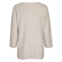 Two Danes Regitta Jumper Grey Sand