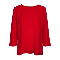 Two Danes Regitta Jumper Red Rose