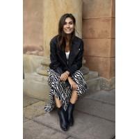 Soyaconcept Amalie Faux Leather Jacket