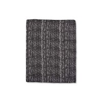 Masai Clothing ALONG SCARF Black and White